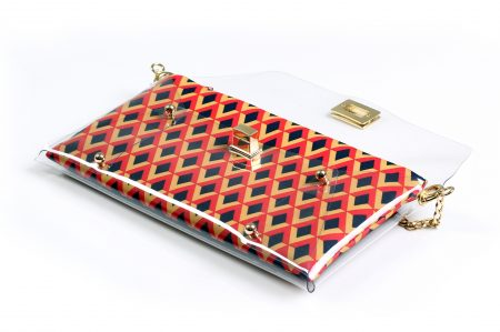 Funky Diamonds Clutch bag - Evening clutch bags Online