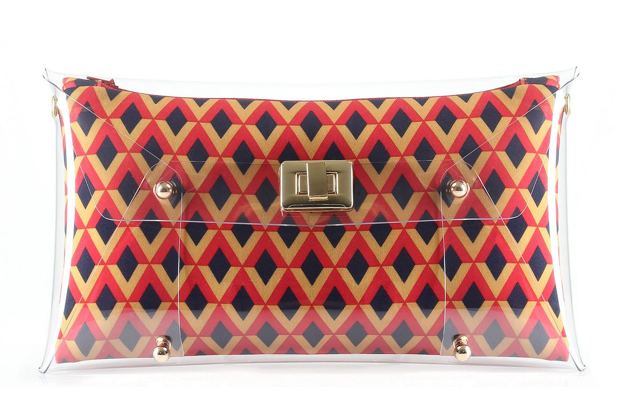 Funky Clutch Bag - Women's Evening Bags & Clutches by Mardere