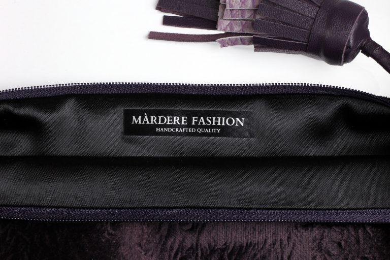 Gatsby Fur Clutch bag by Mardre – Evening clutch bags online
