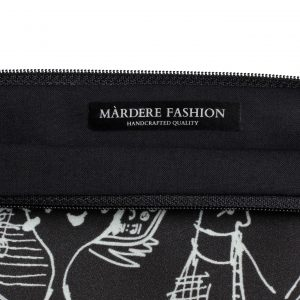 Lost Society Black Clutch bag by Mardre - Evening clutch bags online