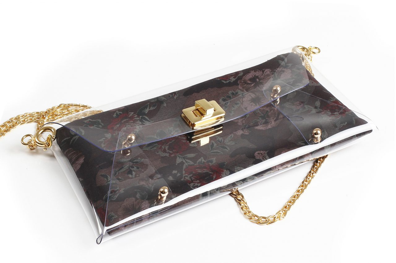 Royal Flowers Clutch Bag - Women s Evening Bags   Clutches by Mardere a2b78cd918772