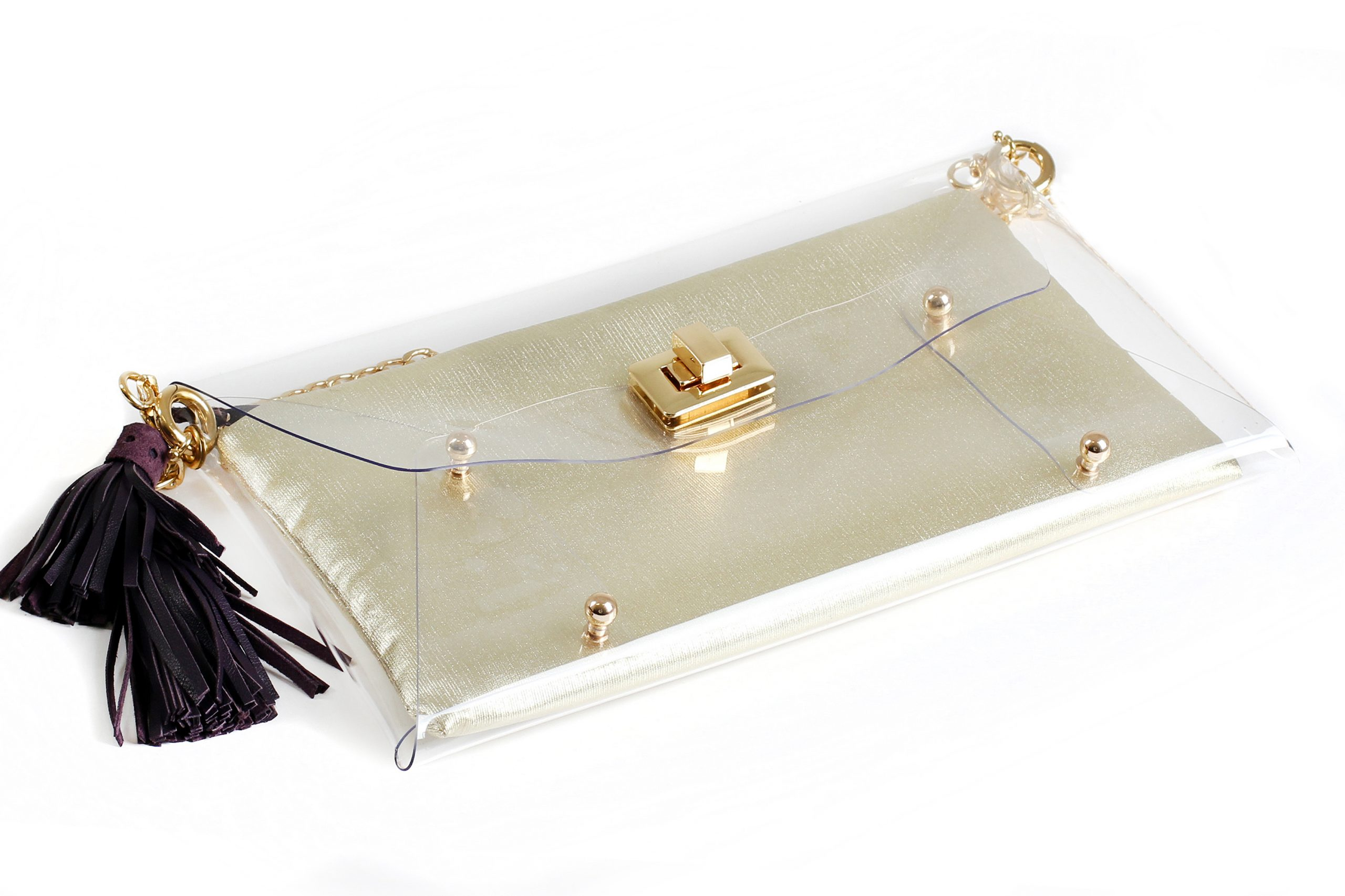 Yemen Gold Clutch bag by Mardre – Evening clutch bags online
