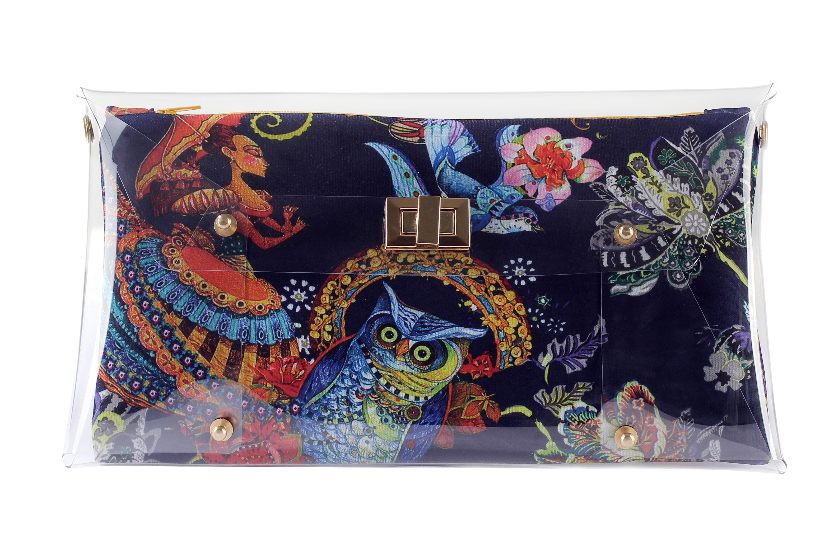 Handbags – Blue Owl – Summer Clutch Bags 2017