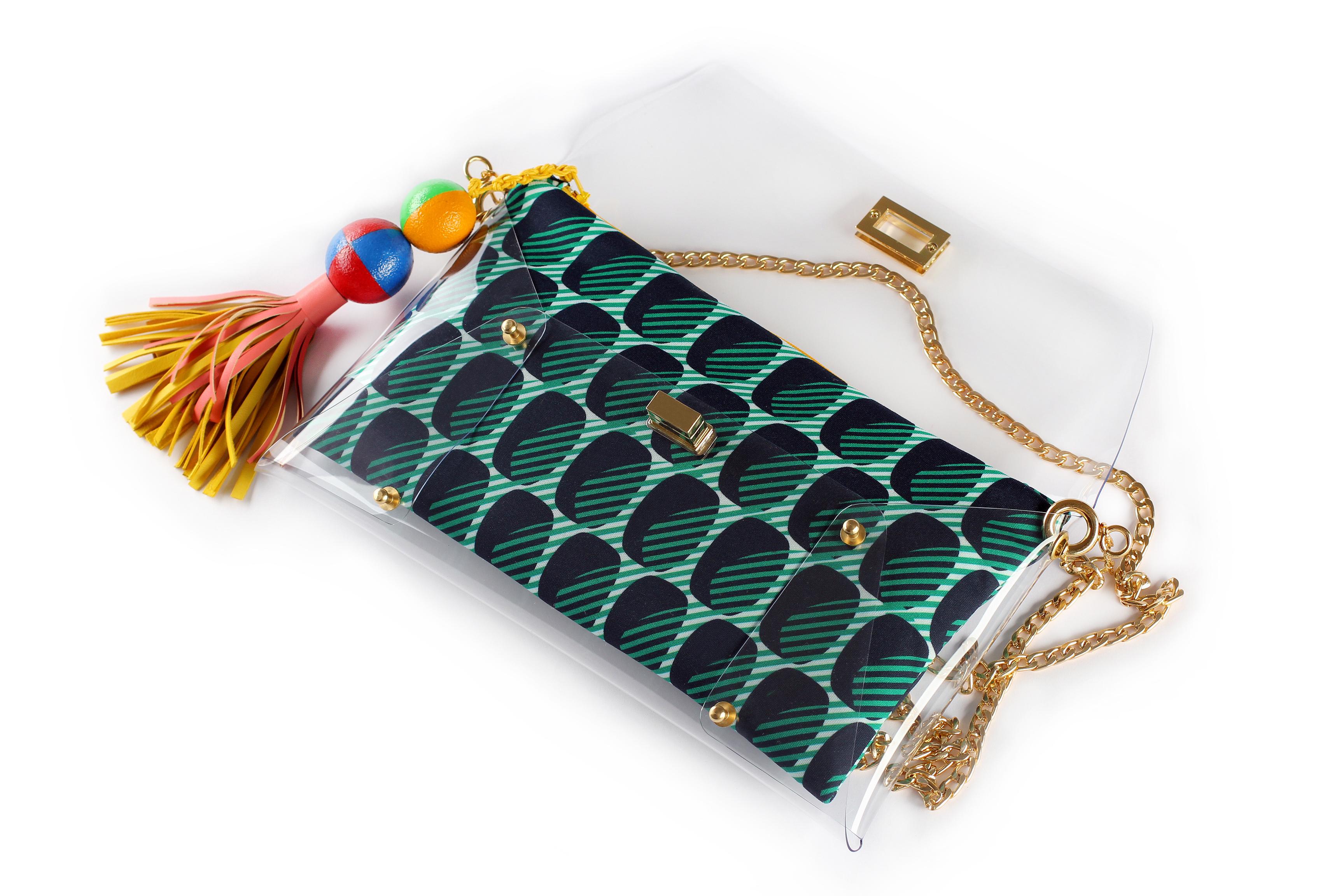 Handbags - Malachite Green Clutchbag - Summer Clutch Bags 2017