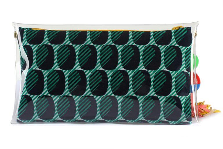 Handbags – Malachite Green Clutchbag – Summer Clutch Bags 2017