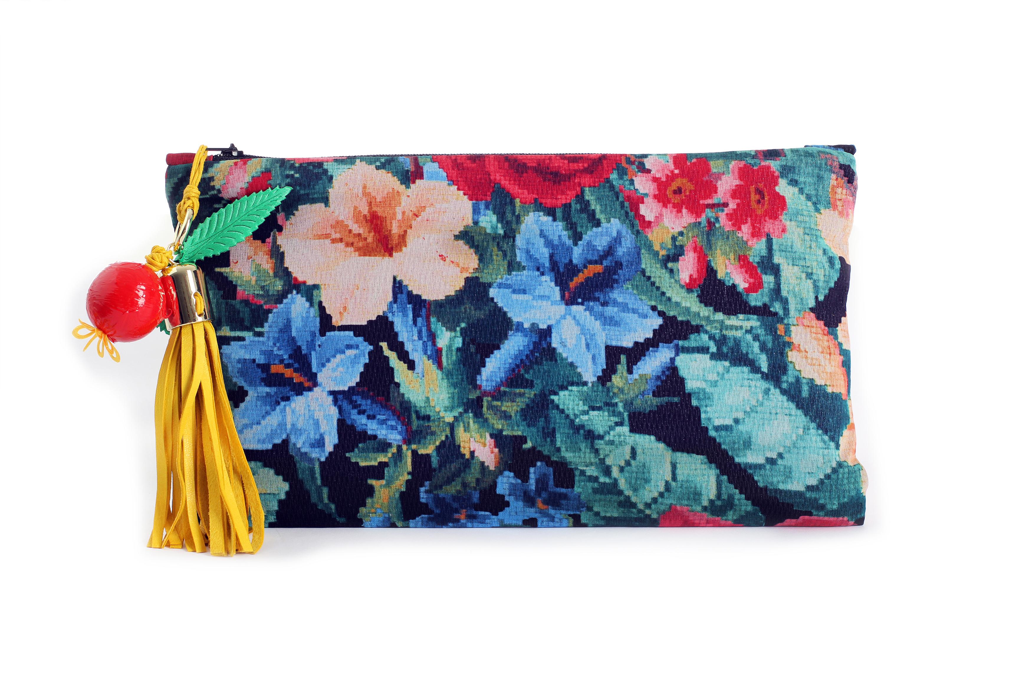 Handbags - Night Blooming Flowers - Summer Clutch Bags 2017 1