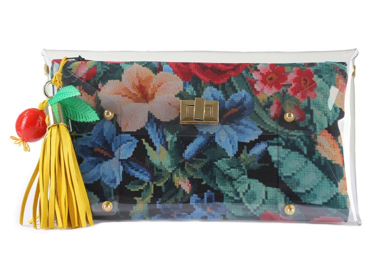 Handbags – Night Blooming Flowers – Summer Clutch Bags 2017