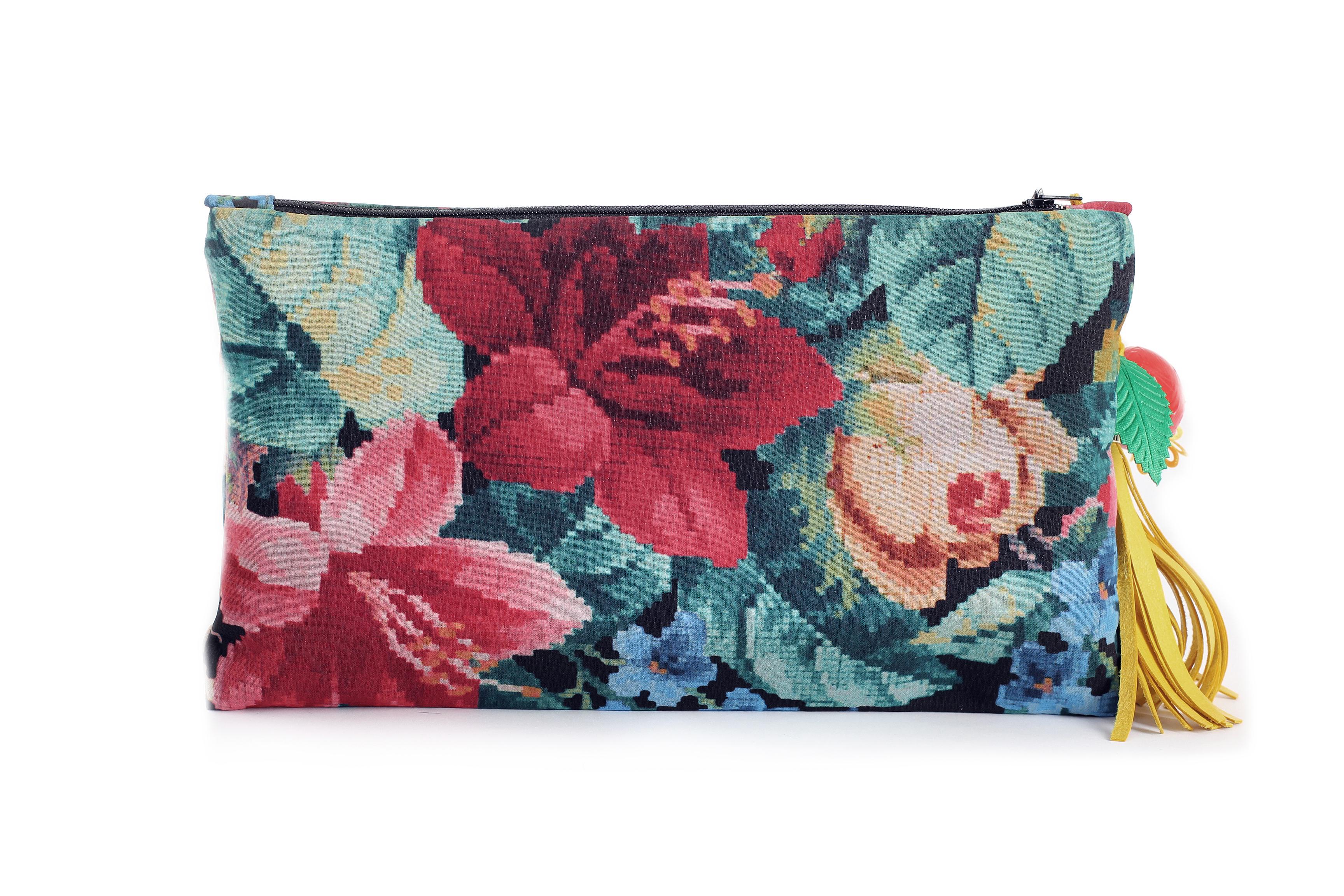 Handbags – Night Blooming Flowers – Summer Clutch Bags 2017