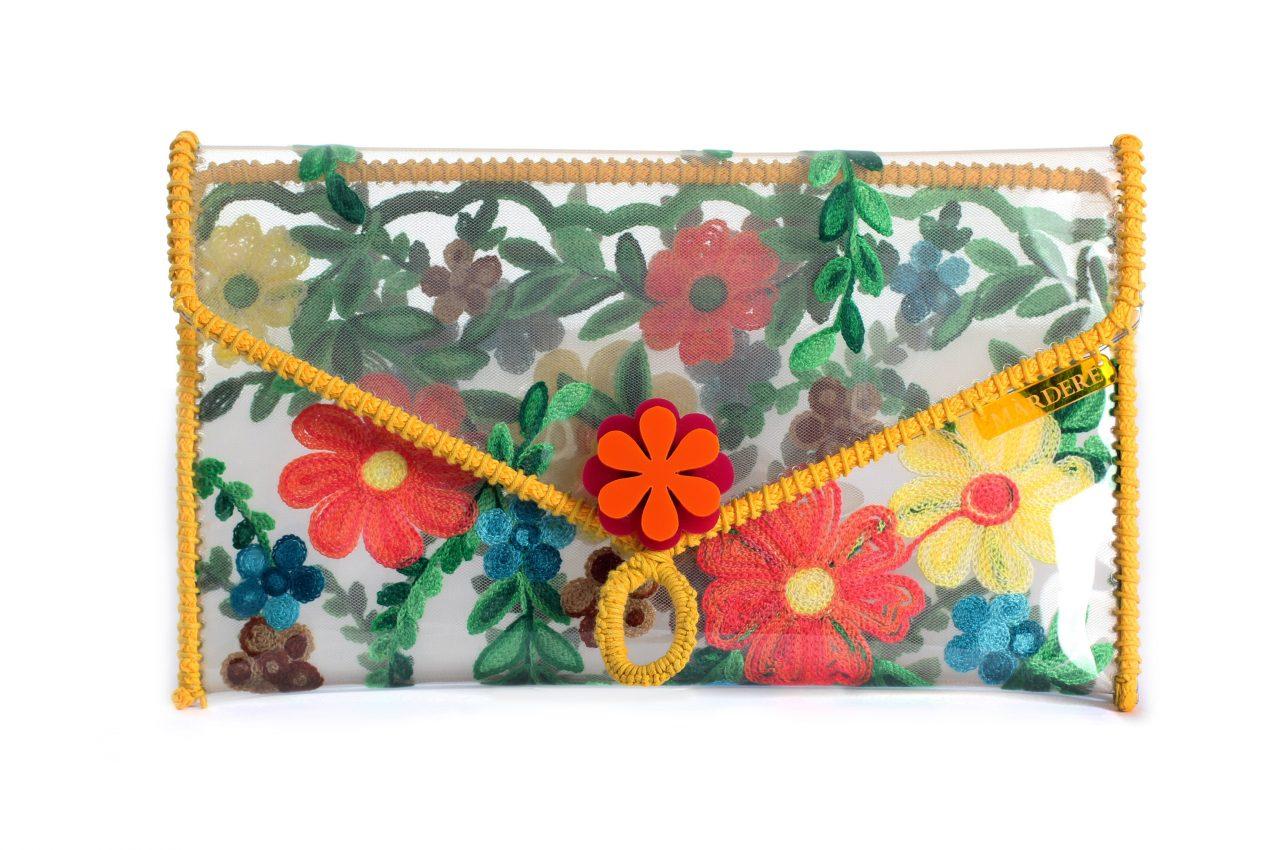 Handbags – See-Through Transparent Clutch Bag – Summer Clutch bags 2017