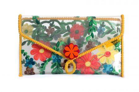Handbags - See-Through Transparent Clutch Bag - Summer Clutch bags 2017