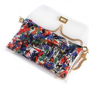 Handbags - Watercolor Clutchbag - Summer Clutch Bags 2017
