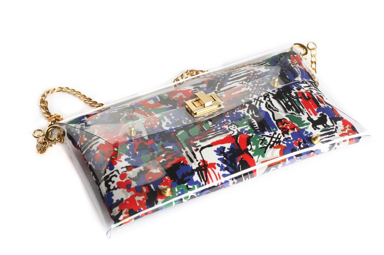 Handbags – Watercolor Clutchbag – Summer Clutch Bags 2017