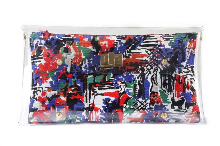 Handbags – Watercolor Clutchbag – Summer Clutch Bags 2017