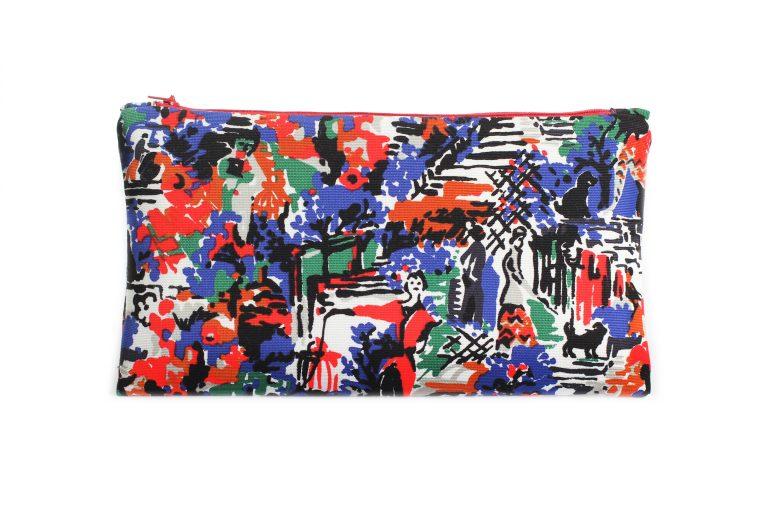 Handbags - Watercolor Clutchbag - Summer Clutch Bags 2017